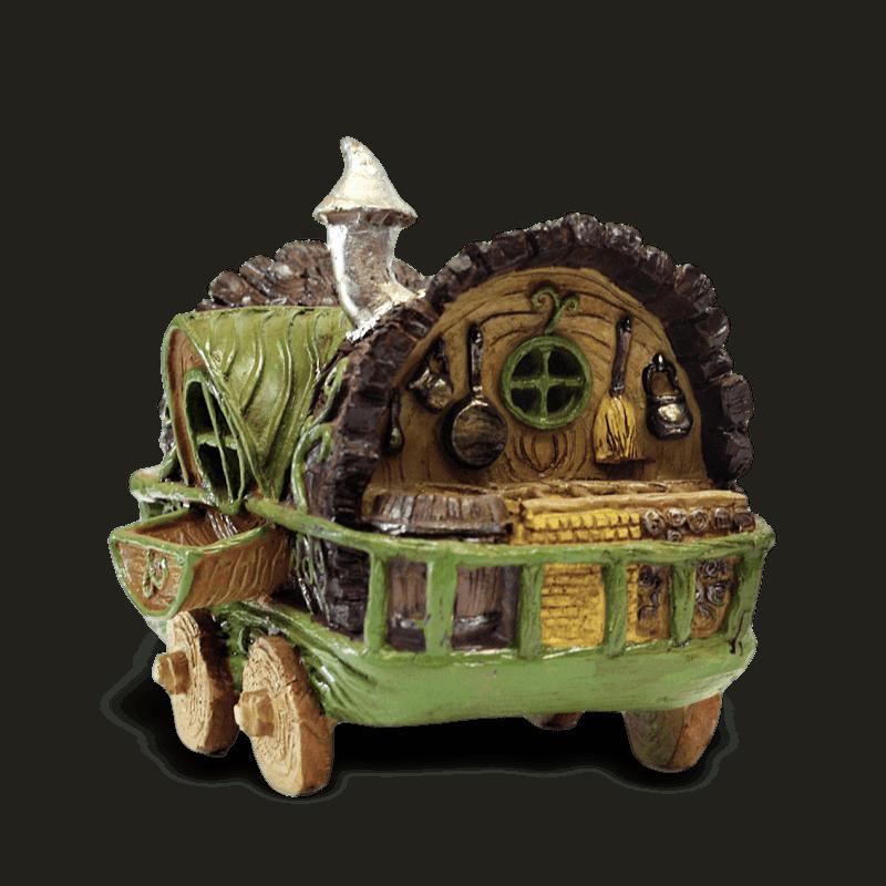 gypsy wagons back