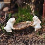 Bunnies with a Pod