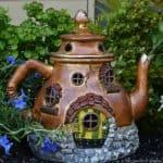 Fiddlehead Tea Pot House