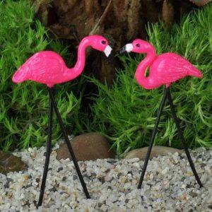 Flamingo Picks (set of 2)