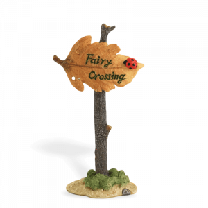 Fairy Crossing Sign