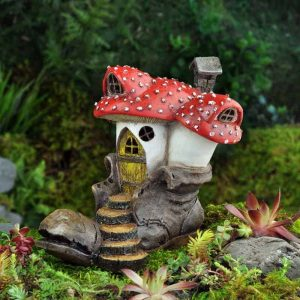Fiddlehead Old Clodhopper Fairy House