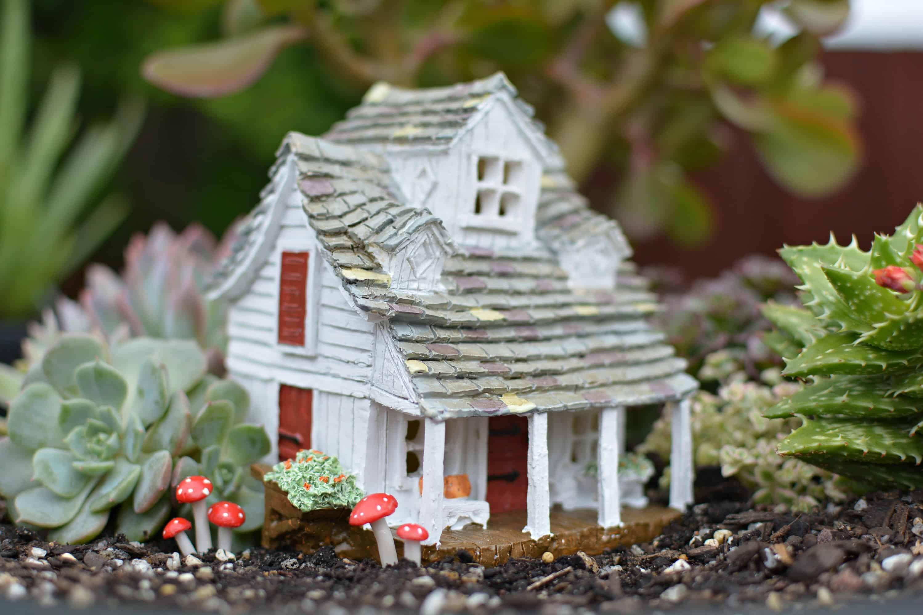 farm house