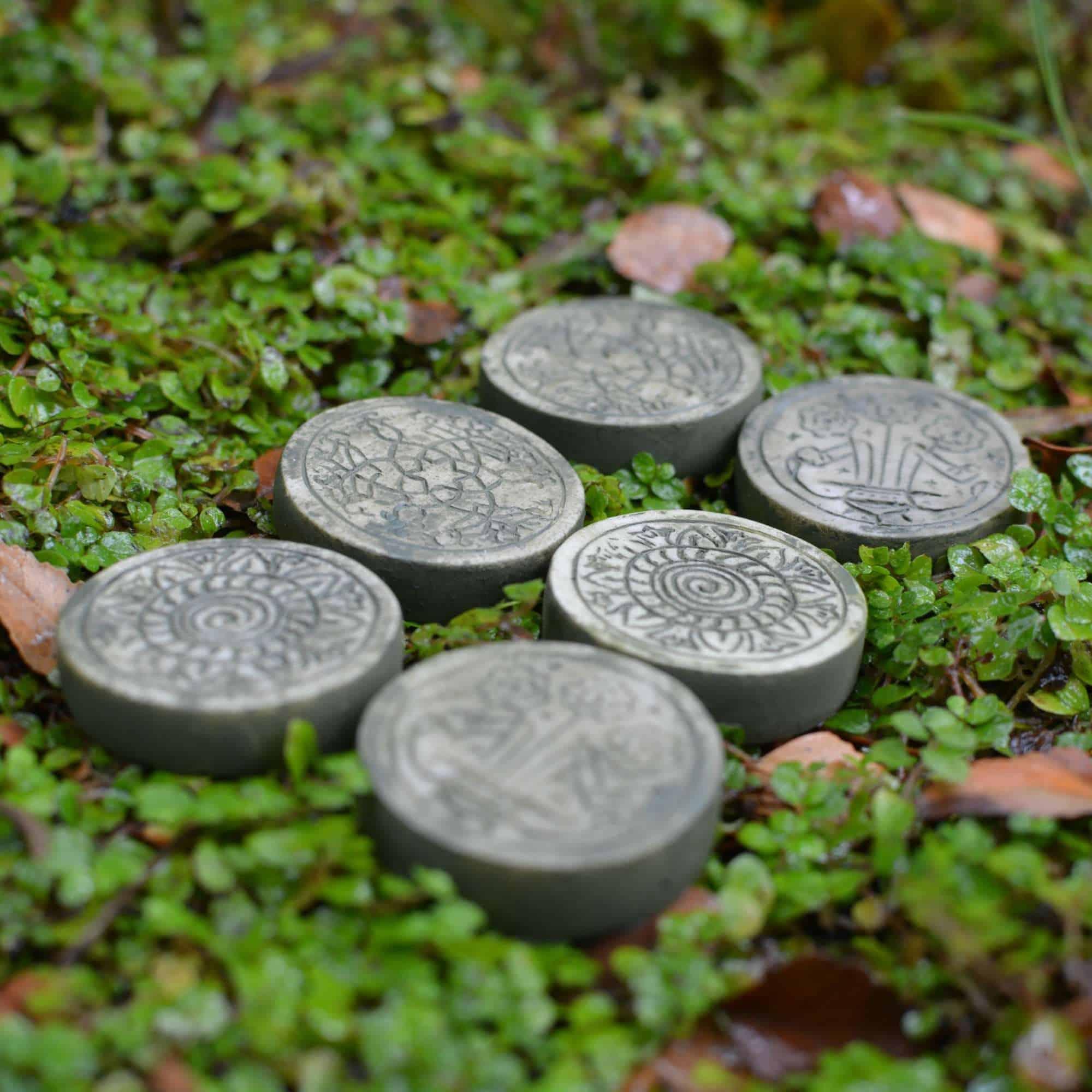 outdoor walmart lowes decorative decor garden stone diy stones personalized ideas stepping