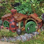 The Brick Fairy House