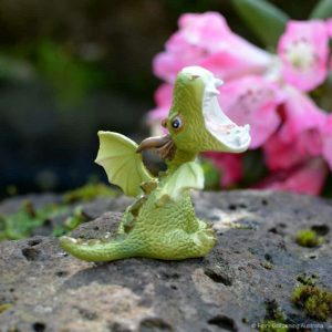 Baby Dragon – Roaring