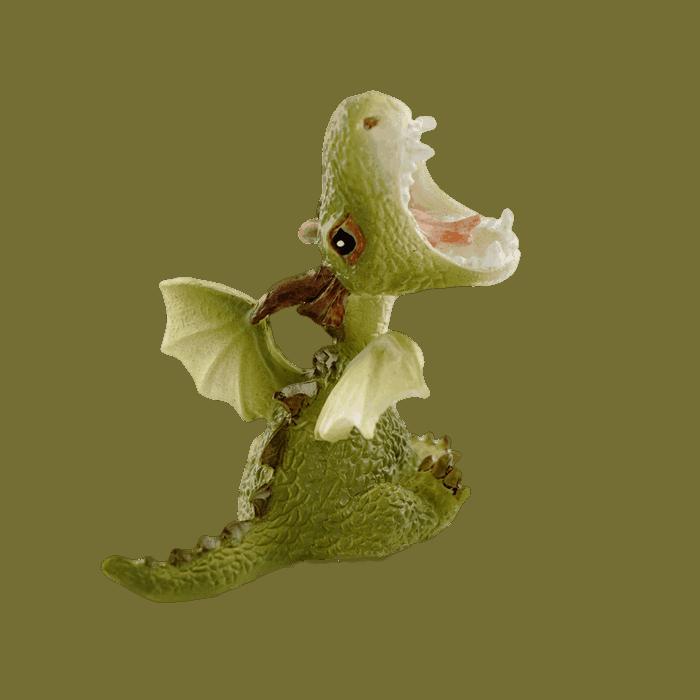 Roaring Green Dragon