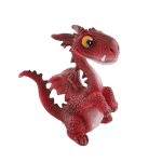 Baby Dragon – Upright/Red