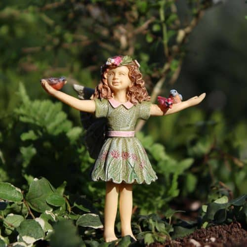 Fairy Figurine, Courtney