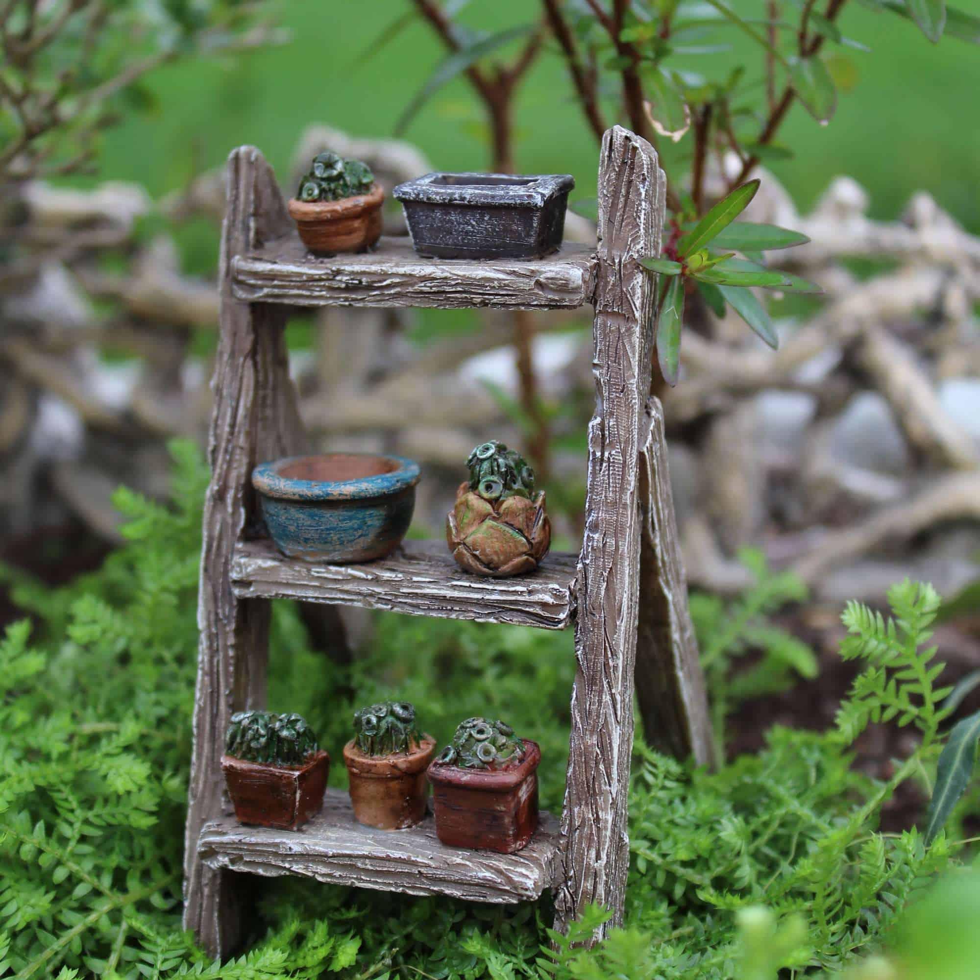 Planter Ladder Fairy Gardening Australia