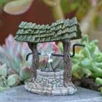 Fiddlehead Wishing Well