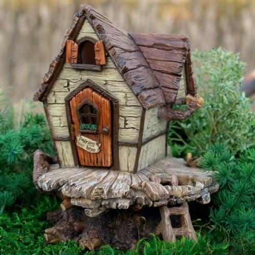 Fairy Homes (Opening Door)