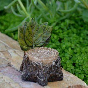 Leafy Stump Chair