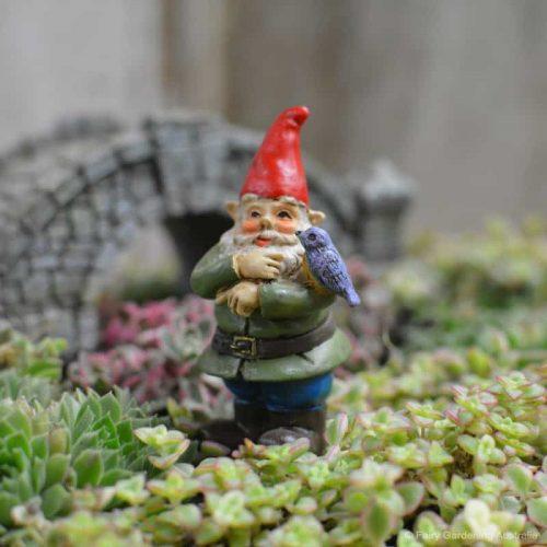 """""""Sherman"""" Gnome"""
