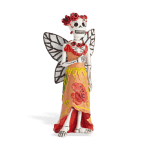 Sugar Skull Poppy Fairy Catrina