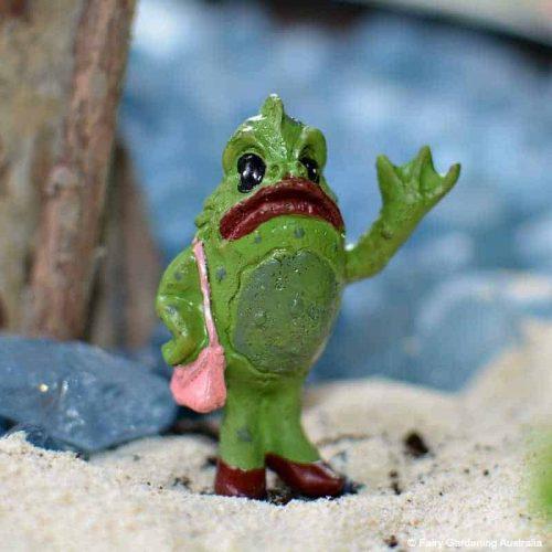 Swamp Monster – Lady