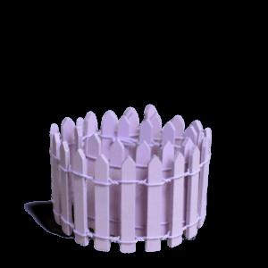 Picket Fence – Purple
