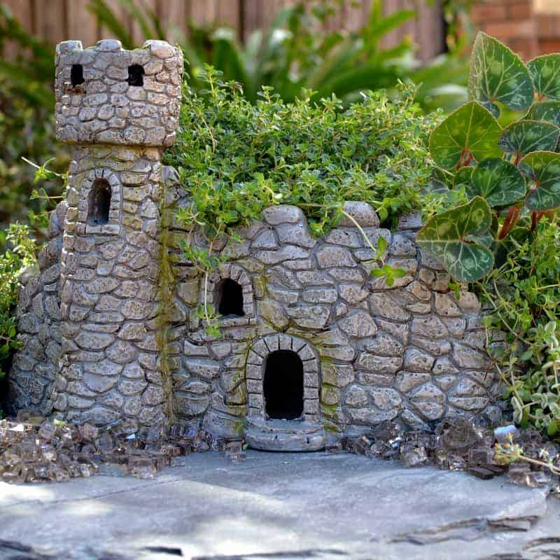 Dragon Castle Facade
