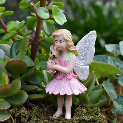 Fairy Blossom with Bunny