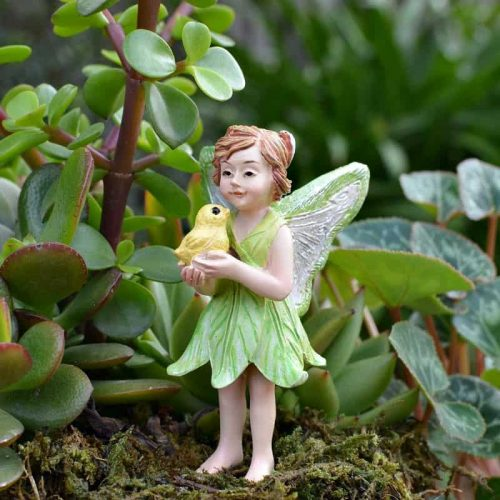 Fairy Kalea with Chick