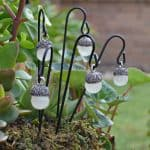 Glowing Acorn Light Set