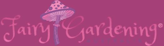 Fairy Gardening Australia Logo