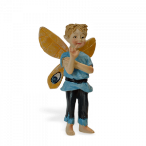Fairy Ian, Sign Language