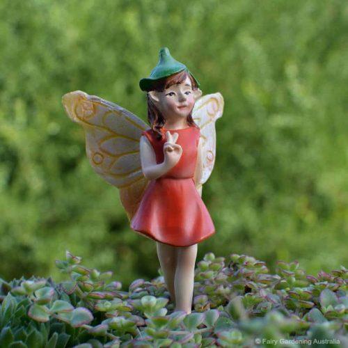 Fairy Pazia, Sign Language
