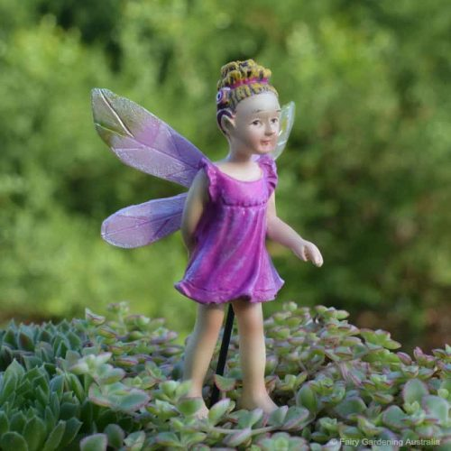 Fairy Simone with Cochlear Implant