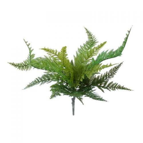 Leather Fern 47cm