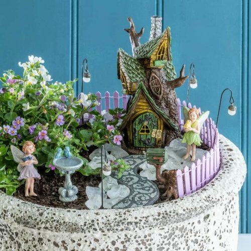 Classic Fairy Garden Kit