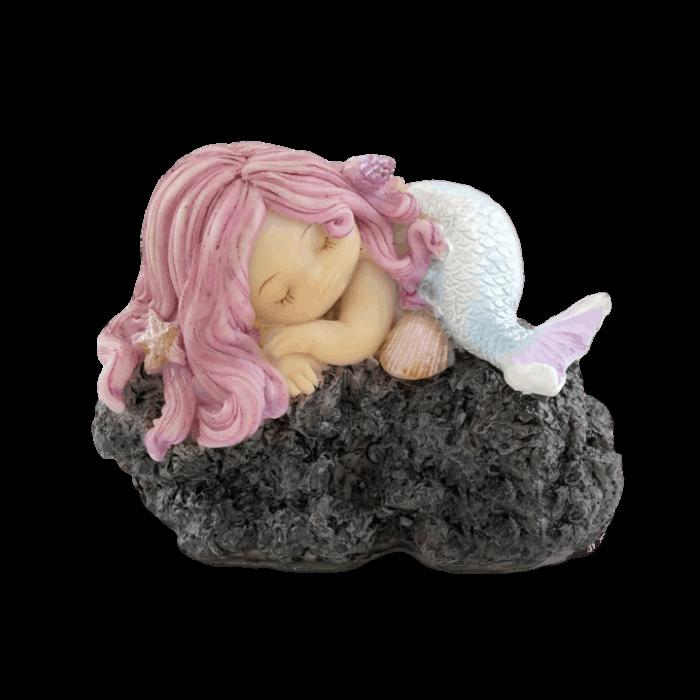 mermaid figurine for fairy gardens