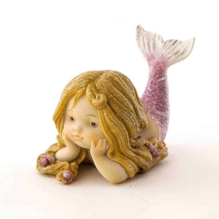quality mermaid figurine