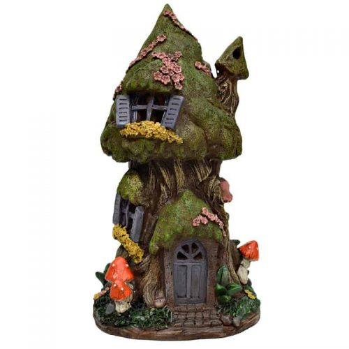 Forest Glade Fairy House – Solar