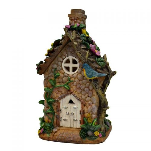Stone Fairy Cottage – Solar