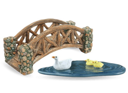 Ponds & Bridges