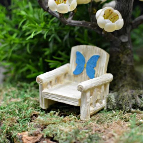 Fairy Wings Chair – Blue