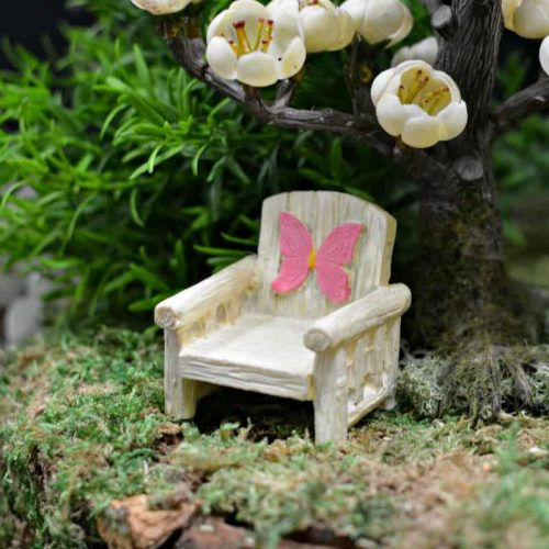 Fairy Wings Chair – Pink