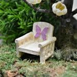 Fairy Wings Chair – Purple