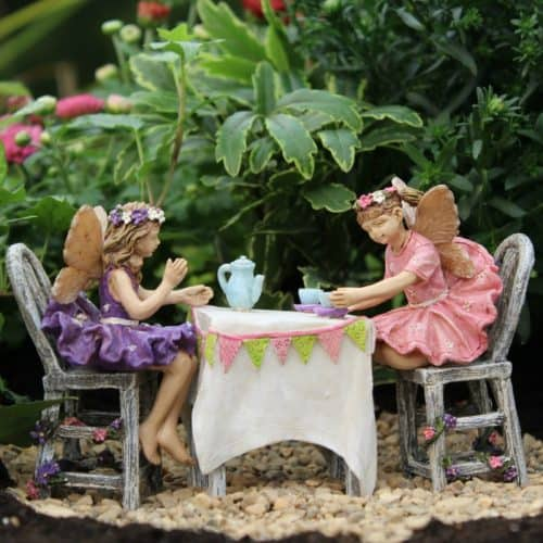 Afternoon Tea Fairies