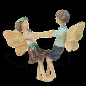Fairies Isaac and Ivy