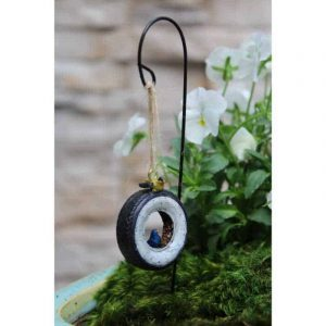 Tire Swing with Hook