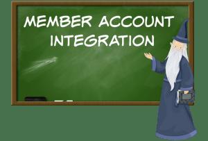 Member Account Integration