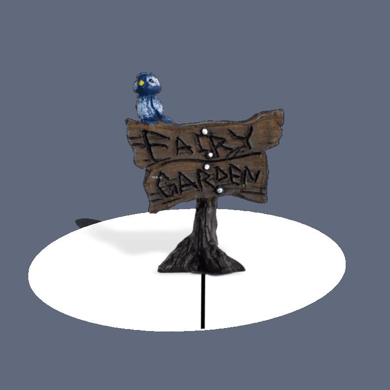 Bluebird Sign