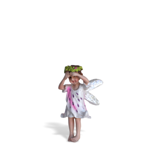 Tiger Lily Fairy – Blanca