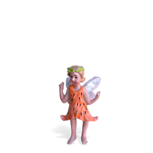 Tiger Lily Fairy – Coral