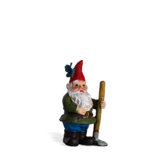 """""""Gnorman"""" Gnome"""