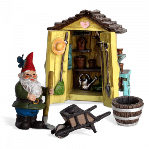 Goldogrin Gnome Garden Kit