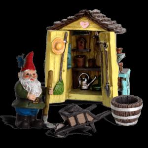 Goldogrin Gnome Garden Kit