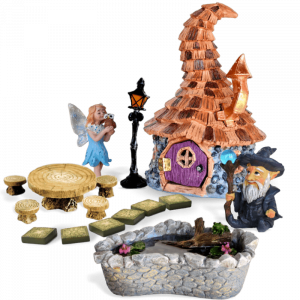 Hidden Hollow Wizard Garden Kit